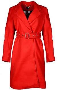 Smashed Lemon Dámsky kabát Red 18779 S