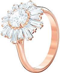Swarovski Oslnivý bronzový prsteň SUNSHINE74917 mm