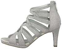 Tamaris Dámske sandále 1-1-28353-22-919 Silver Glam