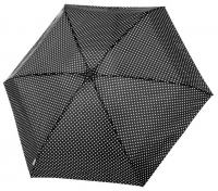 Tamaris Dámsky skladací dáždnik Tambrella Mini black