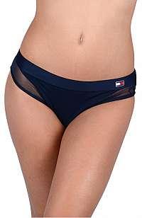 Tommy Hilfiger Dámske nohavičky Flag Core Mf Bikini Navy Blazer UW0UW01047-416 M