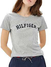 Tommy Hilfiger Dámske tričko UW0UW00091-004 S