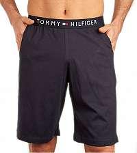 Tommy Hilfiger Pánske pyžamové kraťasy Short UM0UM01203 -416 Navy Blaze r XL