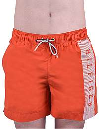 Tommy Hilfiger Plavkové kraťasy Medium Drawstring UM0UM01066-885 Spicy Orange L