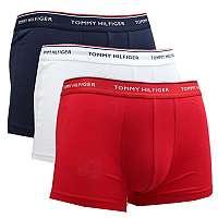 Tommy Hilfiger Sada pánskych boxeriek 3P Trunk 1U87903842 -611 XL