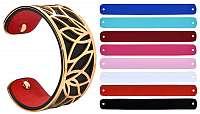 Troli Oceľový náramok s vymeniteľnými farbami X.