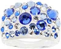 Troli Prsteň Bubble Sapphire mm