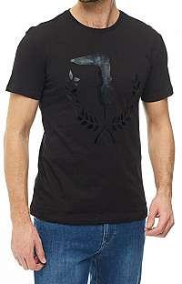Trussardi Pánske tričko T-Shirt Pure Cotton Regular FitT00330-U290 XXL