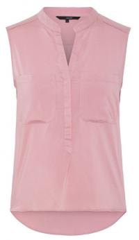 Vero Moda Dámska blúzka Erika S/L Solid Shirt Color Foxglove S