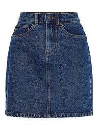 Vero Moda Dámska sukňa Kathy Hr Short Denim Skirt Mix Medium Blue Denim S