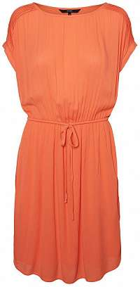 Vero Moda Dámske šaty Monica 10214540 Emberglow M