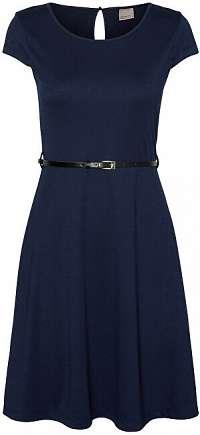 Vero Moda Dámske šaty VMVIGGA 10174791 Black Iris XS
