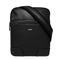 Elegantná čierna taška