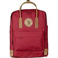 Jedinečný červený ruksak FJÄLLRÄVEN KÅNKEN