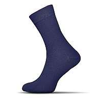 Klasické bavlnené modré ponožky