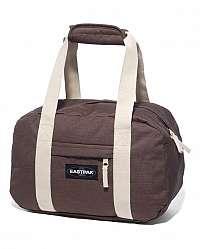 Moderná taška v hnedej farbe MILC Green Brown