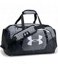 Šedá športová taška UNDER ARMOUR Undeniable Duffle 3.0