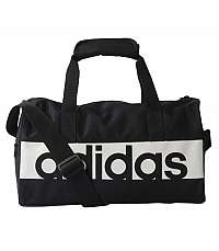 Štýlová čierna taška cez plece ADIDAS XS