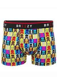 Štýlové pánske boxerky  B/88001