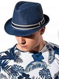 Štýlový granátový klobúk H072