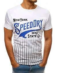 Trendy biele tričko SPEEDDRY