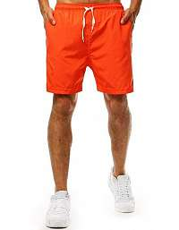 Trendy plavky v pomarančovej farbe