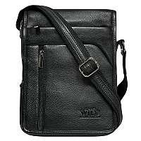 Zaujímavá čierna taška