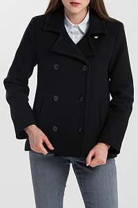 BUNDA GANT O1. WOOL PEA COAT