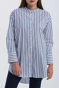 KOŠEĽA GANT O1. TP CLUB STRIPE LONG SHIRT