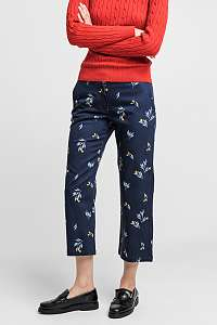 NOHAVICE GANT D1. CROPPED SLIM SLOUCH