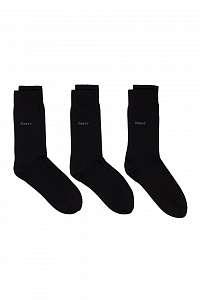 Ponožky GANT 3-PACK MERCERIZED COTTON SOCKS