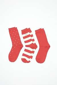 Ponožky GANT O1. 3-PACK MIXED SOCKS