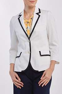 SAKO GANT D2. SUMMER CLUB SLIM BLAZER