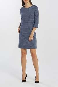 ŠATY GANT D1. DOGTOOTH JERSEY CL SHIFT DRESS