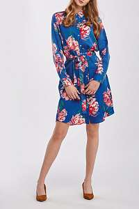 ŠATY GANT D1. PEONIES PRINT SHIRT DRESS