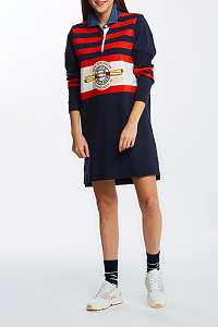 ŠATY GANT D1. RW STRIPED HEAVY RUGGER DRESS