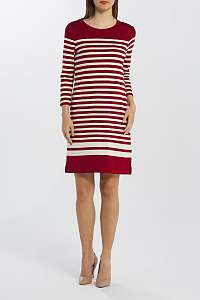 ŠATY GANT D1. STRIPED SHIFT DRESS