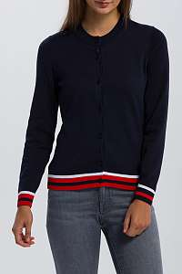 SVETER GANT O1. COTTON CARDIGAN