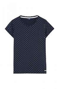 TRIČKO GANT OP2. ALLOVER DOT PRINTED SS T-SHIRT
