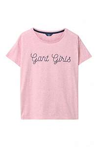 TRIČKO GANT TG. GANT GIRLS SS T-SHIRT