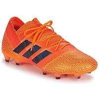 adidas  Futbalové kopačky NEMEZIZ 18.1 FG  Oranžová