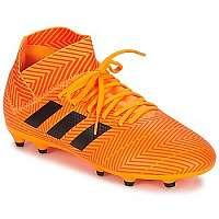 adidas  Futbalové kopačky NEMEZIZ 18.3 FG J  Oranžová