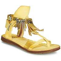 Airstep / A.S.98  Sandále RAMOS  Žltá