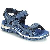 Allrounder by Mephisto  Športové sandále LARISA  Modrá