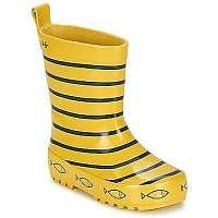 Be Only  Čižmy do dažďa TIMOUSS  Žltá
