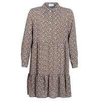 Betty London  Krátke šaty JECREHOU  Béžová