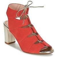 Betty London  Sandále INALU  Červená