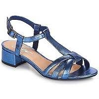 Betty London  Sandále METISSA  Modrá