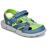 Columbia  Športové sandále CHILDRENS TECHSUN™ WAVE  Modrá