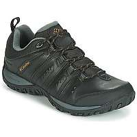 Columbia  Univerzálna športová obuv WOODBURN II WATERPROOF  Čierna